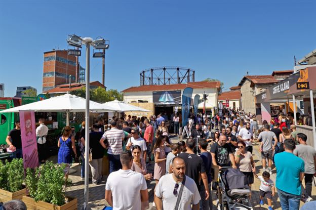 TESSERA Bio Products®: Χορηγός στο 5ο Athens Coffee Festival | Intertan SA
